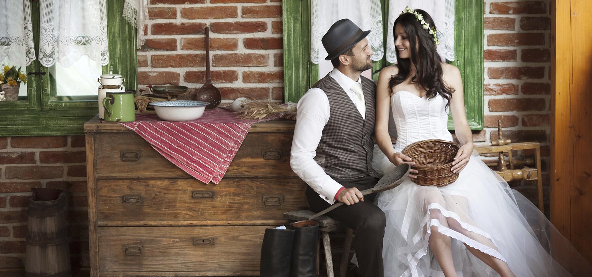 Как правильно организовать свадьбу в стиле кантри?